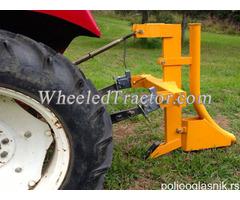 Riper za postavljanje kablova i creva