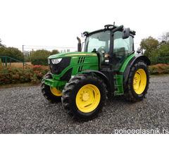 JOHN DEERE 6125R 4WD 40.000 €