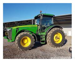 John Deere 8360 R 80.000 €