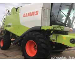 Claas LEXION 650 80.000 €