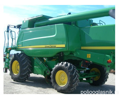 John Deere W 540 70.000 €