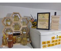 Bagremov med,propolis,perga