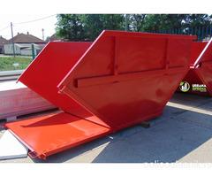 Komunalni metalni kontejneri - URBANA OPREMA DOO NOVI SAD