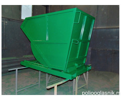 Kiper obrtni kontejneri - URBANA OPREMA NS