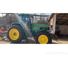 traktor john deere 7700