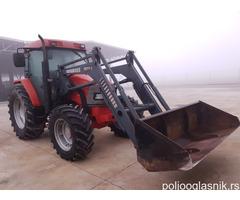 traktor MC CORMICK CX 105- INTERNETNA AUKCIJA