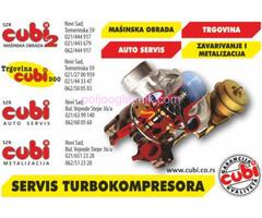 Cubi Novi Sad