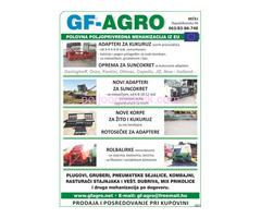 GF AGRO Becej