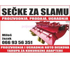 SECKE ZA SLAMU Milos Rodic Jazak