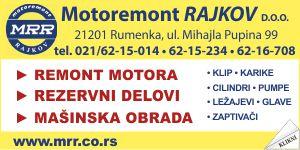 Motoremont Rajkov Rumenka