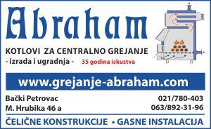 ABRAHAM SZR Backi Petrovac