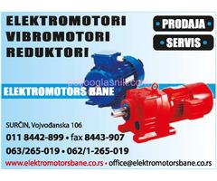 ELEKTROMOTORS BANE