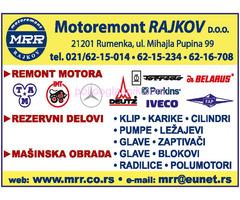MOTOREMONT RAJKOV