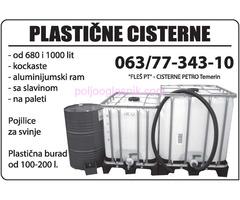 PLASTICNE CISTERNE