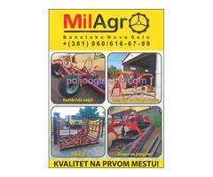 Mil Agro Banatsko Novo Selo