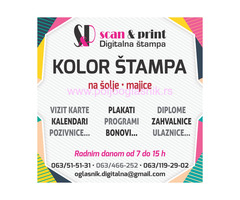 Scan&print