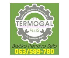 Termogal Backo Petrovo Selo