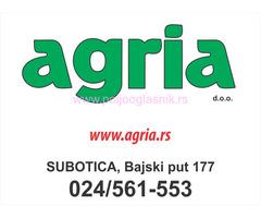 AGRIA Subotica