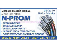 N-PROM Backa Palanka