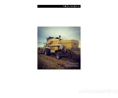 Kombajn New holland 8060