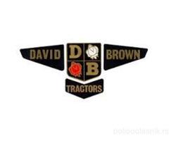 Delovi za DAVID BROWN traktore