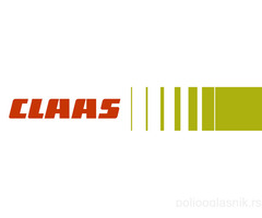delovi za CLAAS traktore i kombajne