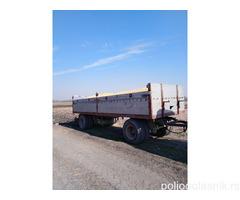 Na prodaju kamionska prikolica itas 14 t