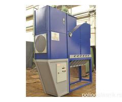 Mašina za čišćenje zrna ASM 15 (15 t/h), separator zrna, selektori zrna