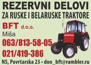BFT Novi Sad