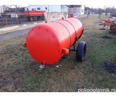 Cisterna 1500l