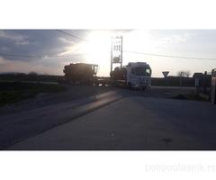 Prevoz Kombajna i ostale poljoprivredne mehanizacije